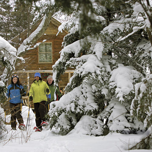 Winter Trips: Snowshoe, WV