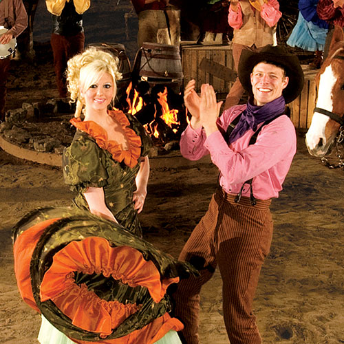 Dolly Parton's Dixie Stampede