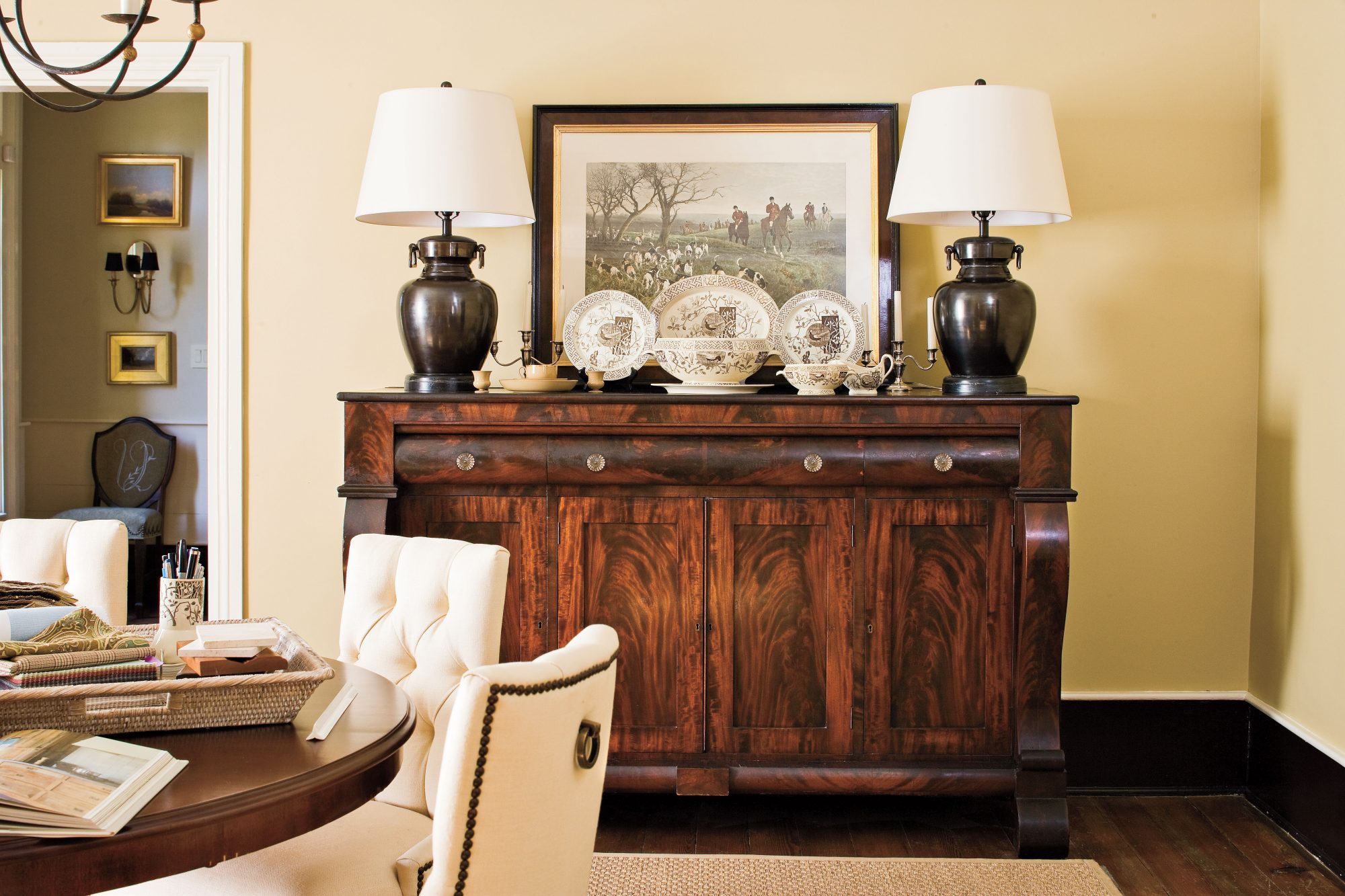 Home Restorations: Empire Sideboards