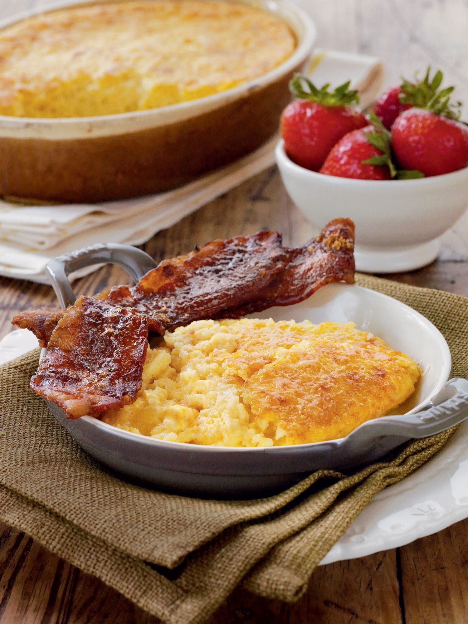 Cheddar Cheese Grits Casserole Recipes