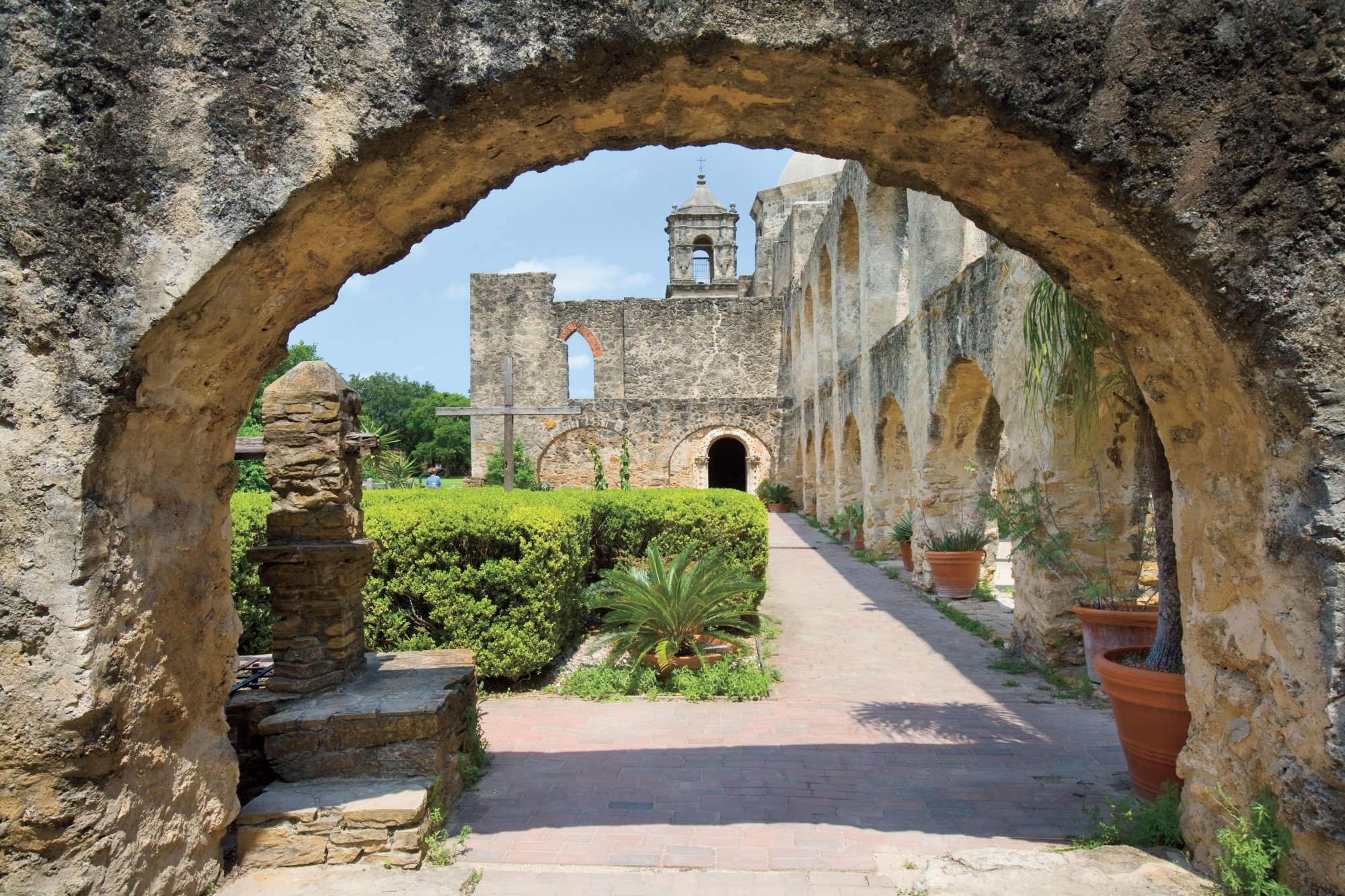 Southern Christmas Vacations: Mission San Jose