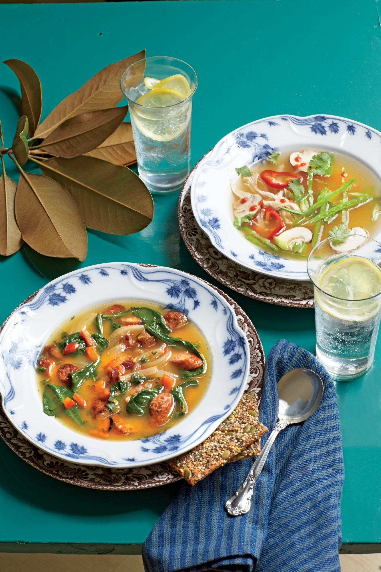 Delicious Soup Recipes To Kick Off Thanksgiving Dinner Southern
