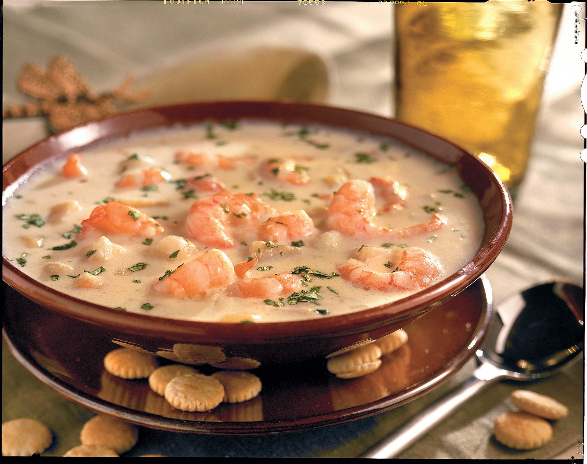 Quick Shrimp Chowder