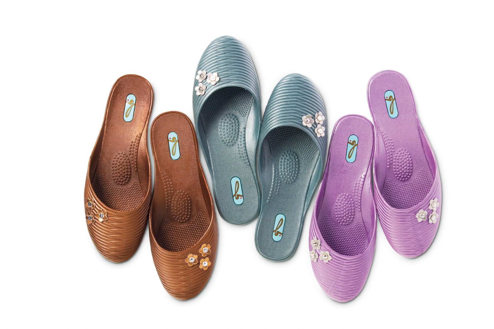 Gifts for Girlfriends: Claire Slippers
