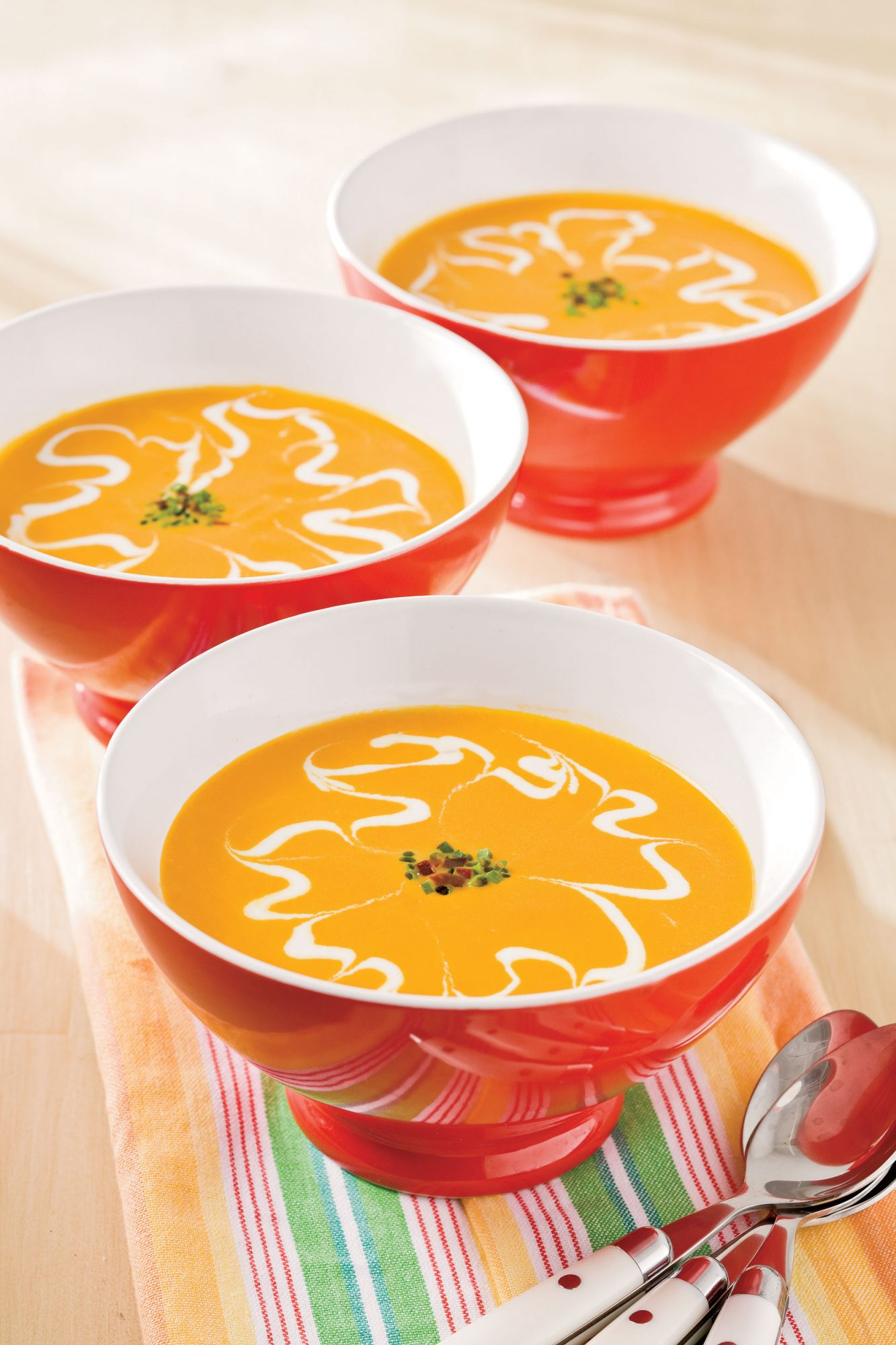 Best Recipes 2010: Baby Carrot Soup