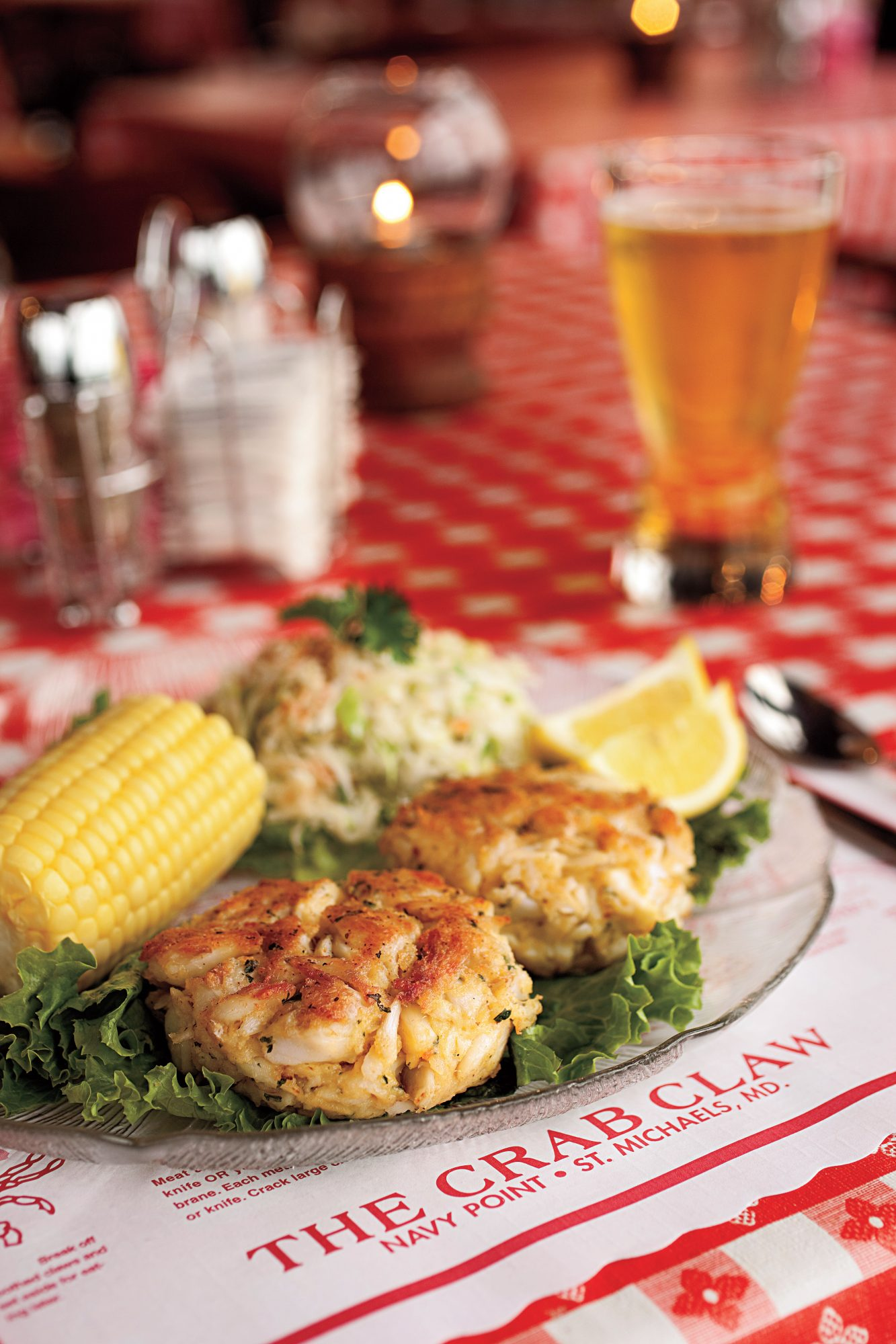 Best Southern Travel Destinations: The Crab Claw