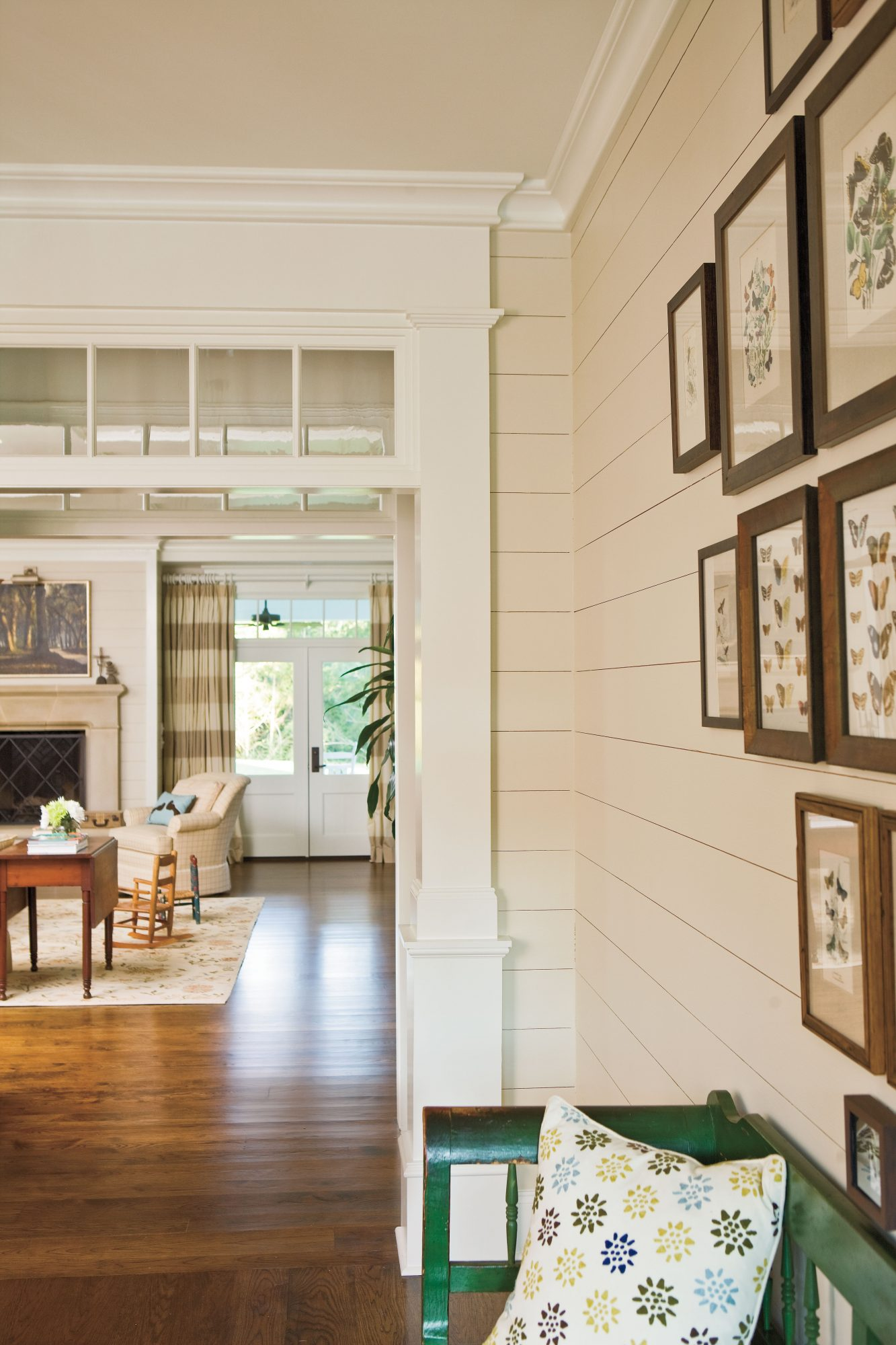 Ideas for Southern Homes: Transom Windows