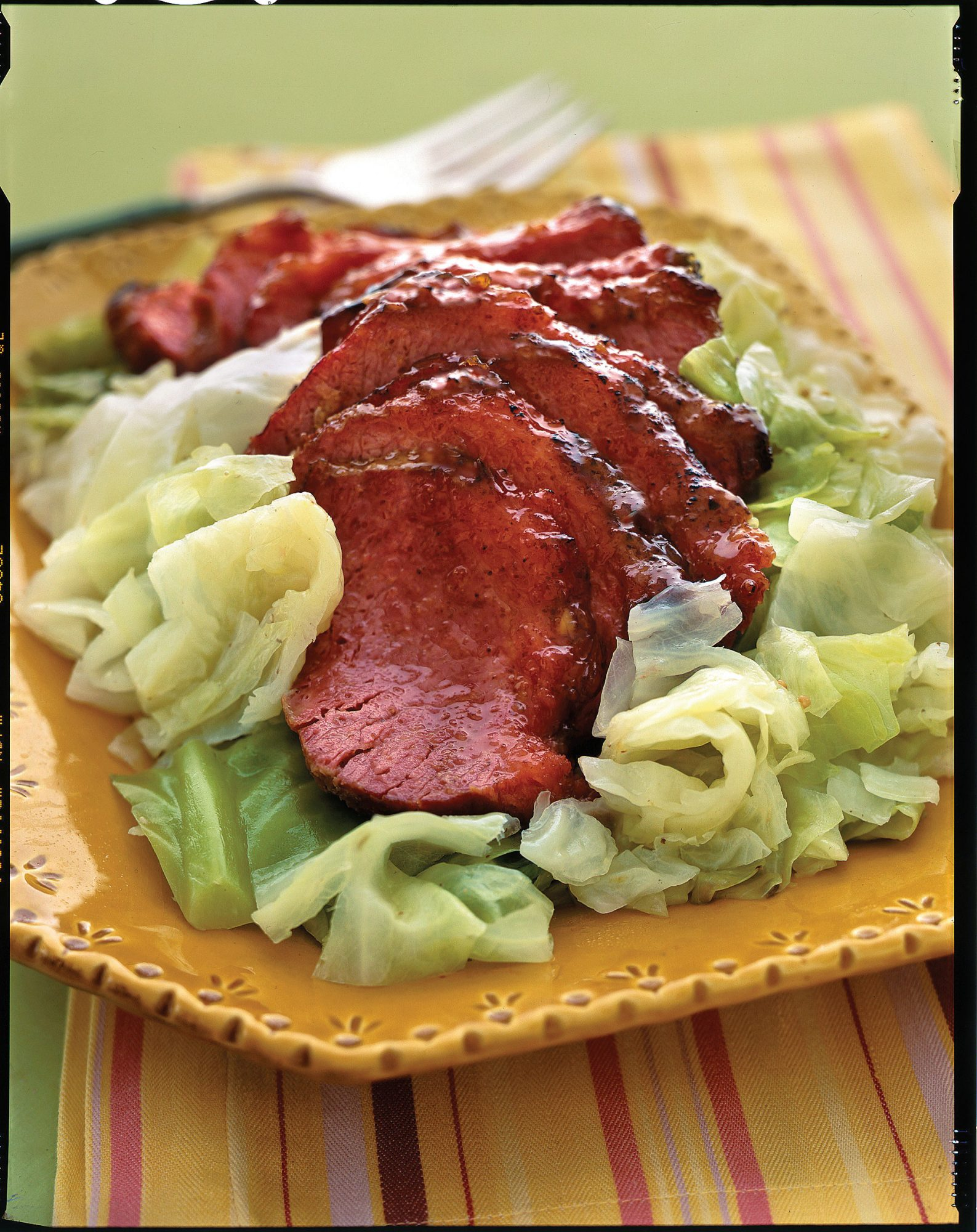 St. Patrick's Day Recipes: Corned Beef With Marmalade-Mustard Glaze