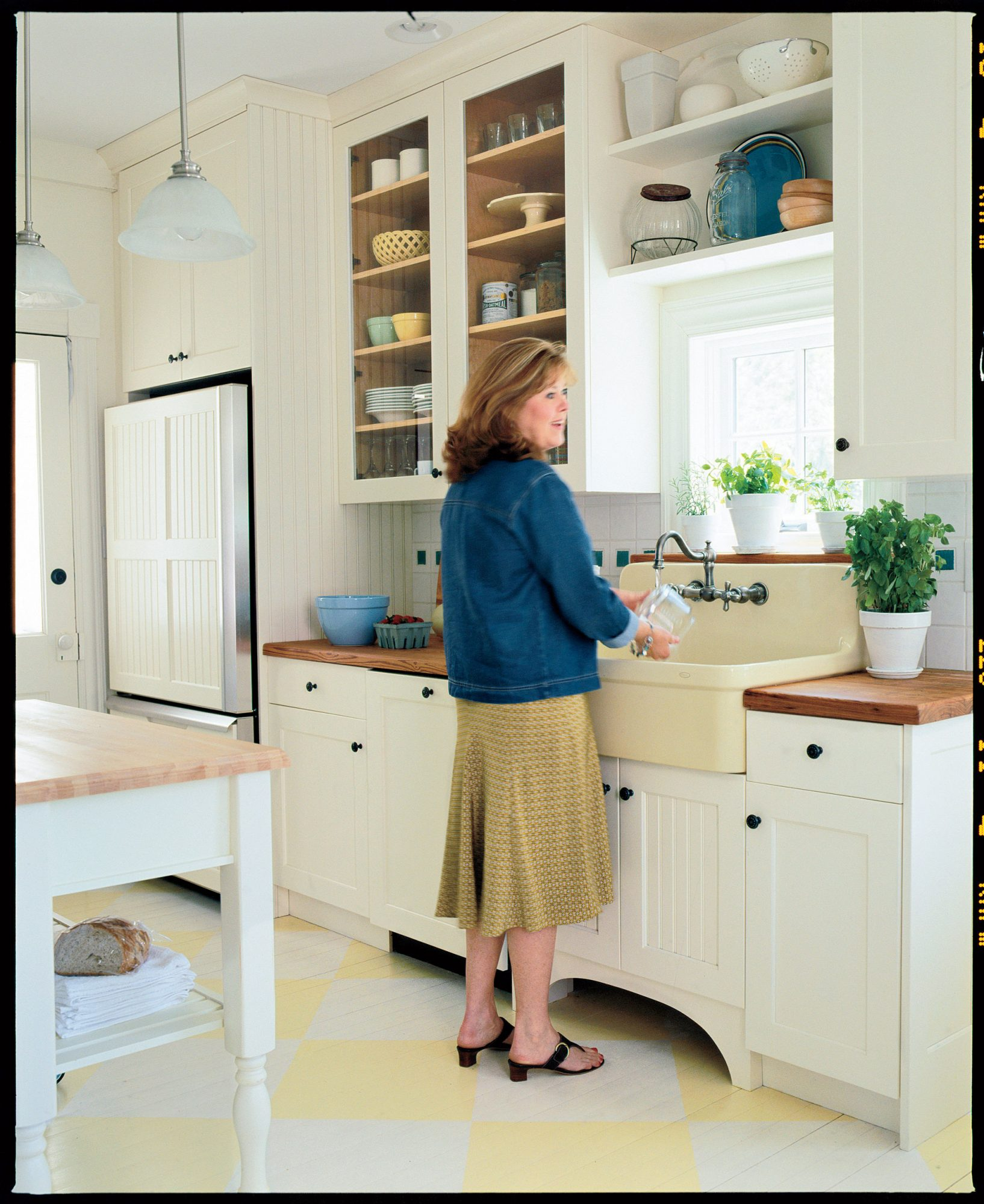 Farm Kitchen Remodeling Ideas: Reviving an 1875 Kitchen