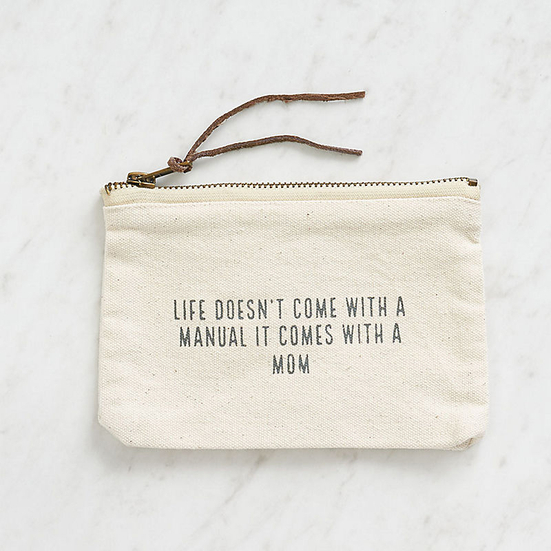 Mom Manual Pouch