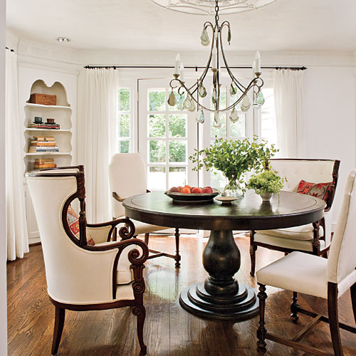 Home Interior Decorating Ideas: Dining for Everyday