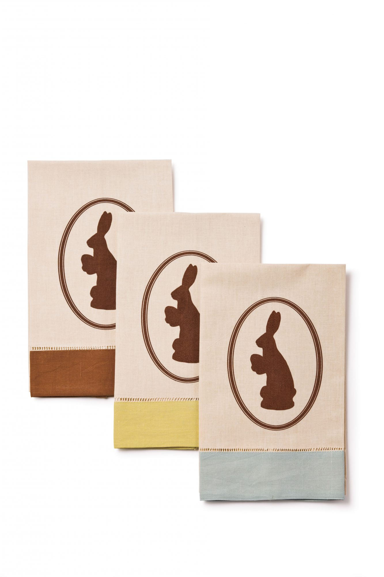 Springtime Must-Have Items: Rabbit Hand Towels