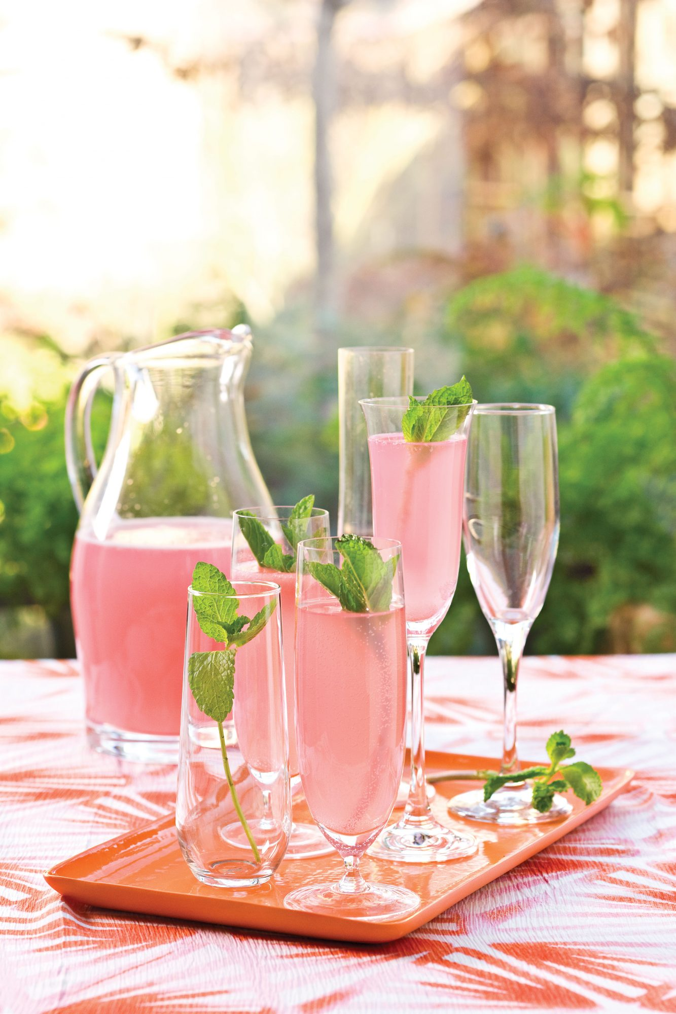 Wedding Bridal Shower Ideas: Cool Beverages