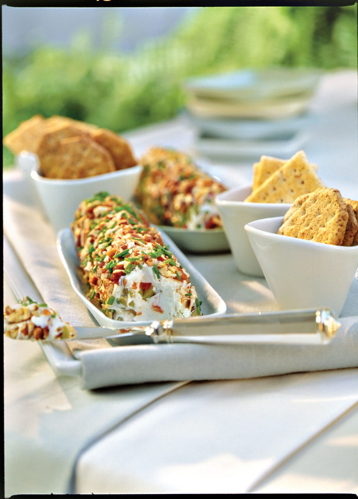 Wedding Shower Recipe Ideas: Cream Cheese-Olive Spread
