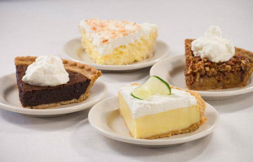 Best Southern Pies: Coconut Cream, Litton's Market and Restaurant