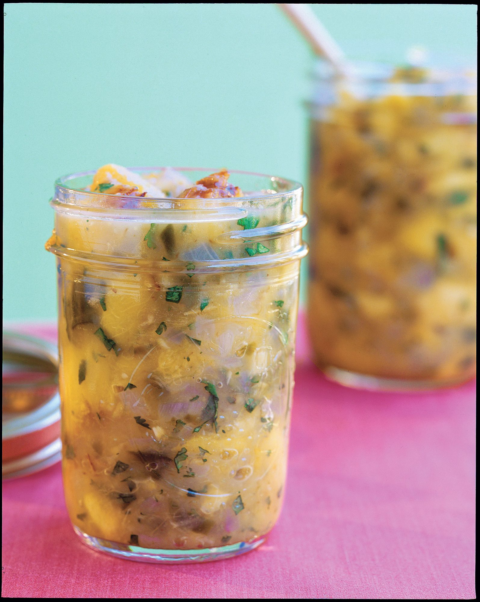 Summer Peach Recipes: Fresh Peach Salsa