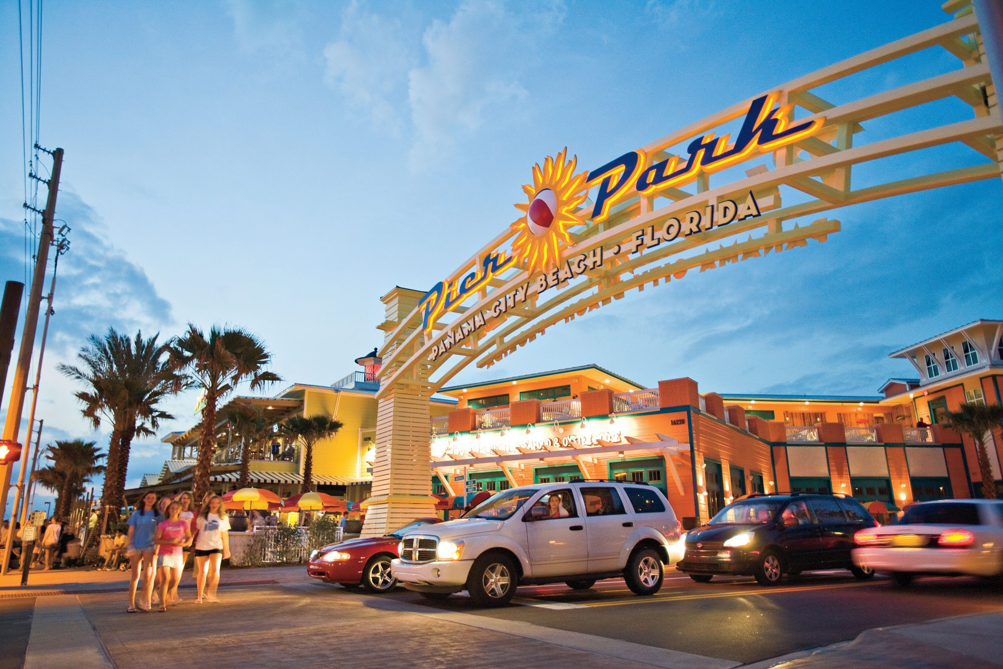 Panama City Beach Vacation: New Shopping District