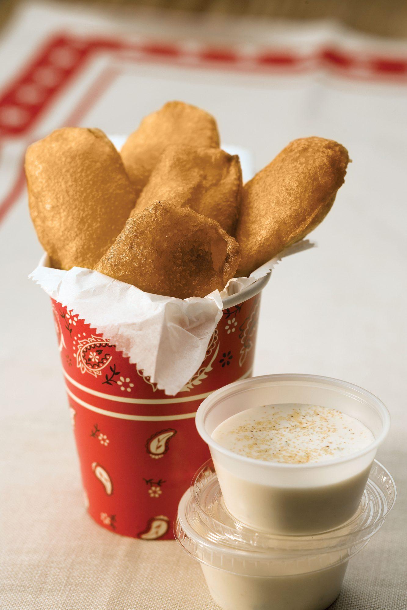 Fourth of July Menu: Beer-Batter Fried Pickles