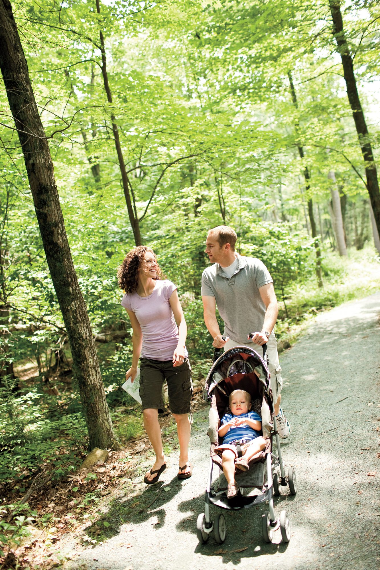 Shenandoah National Park Hiking and Cabins: Family Hike