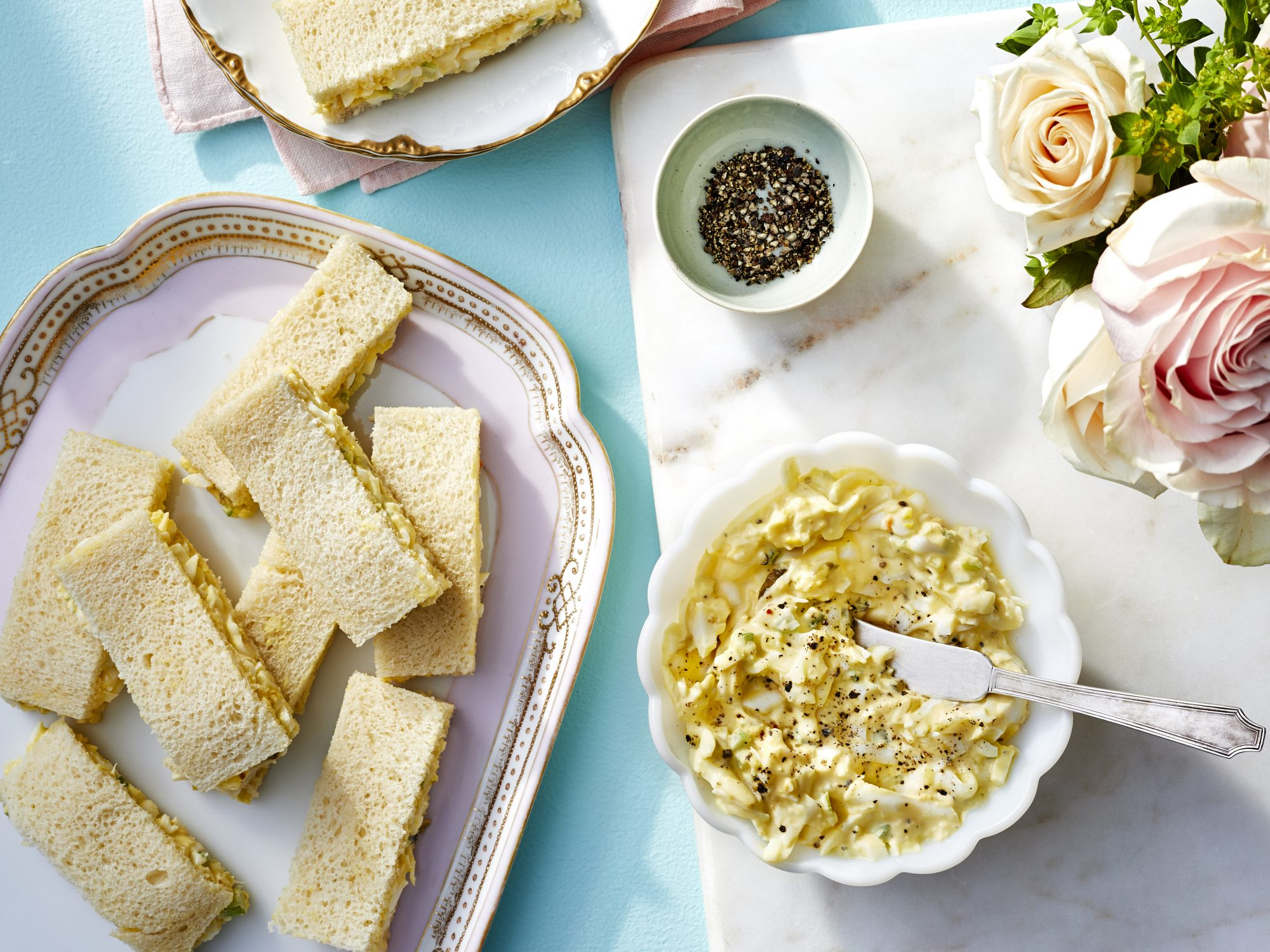 Egg Salad Sandwiches Southern Living
