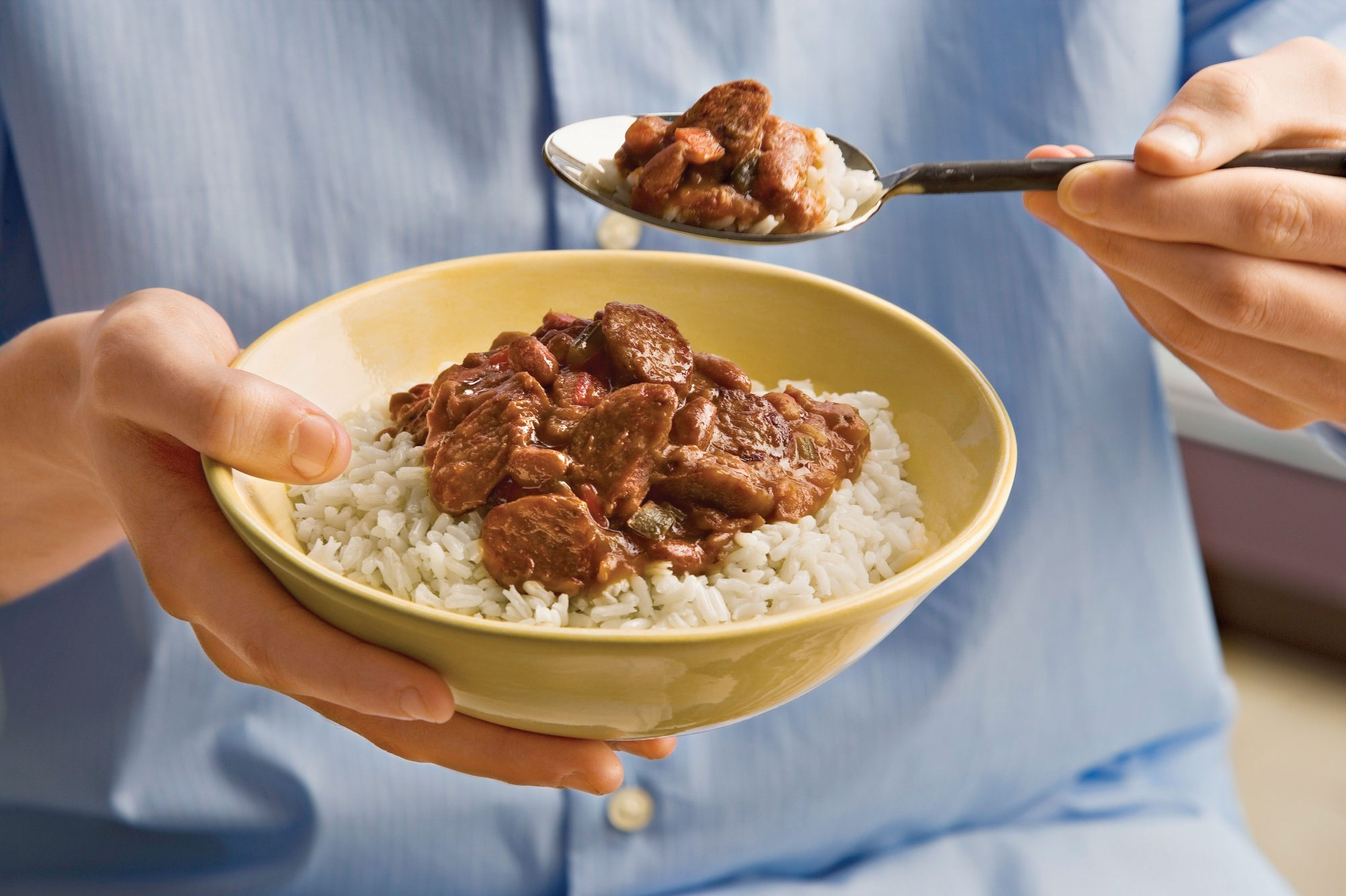 Top-Rated Main Dishes: Red Beans and Sausage