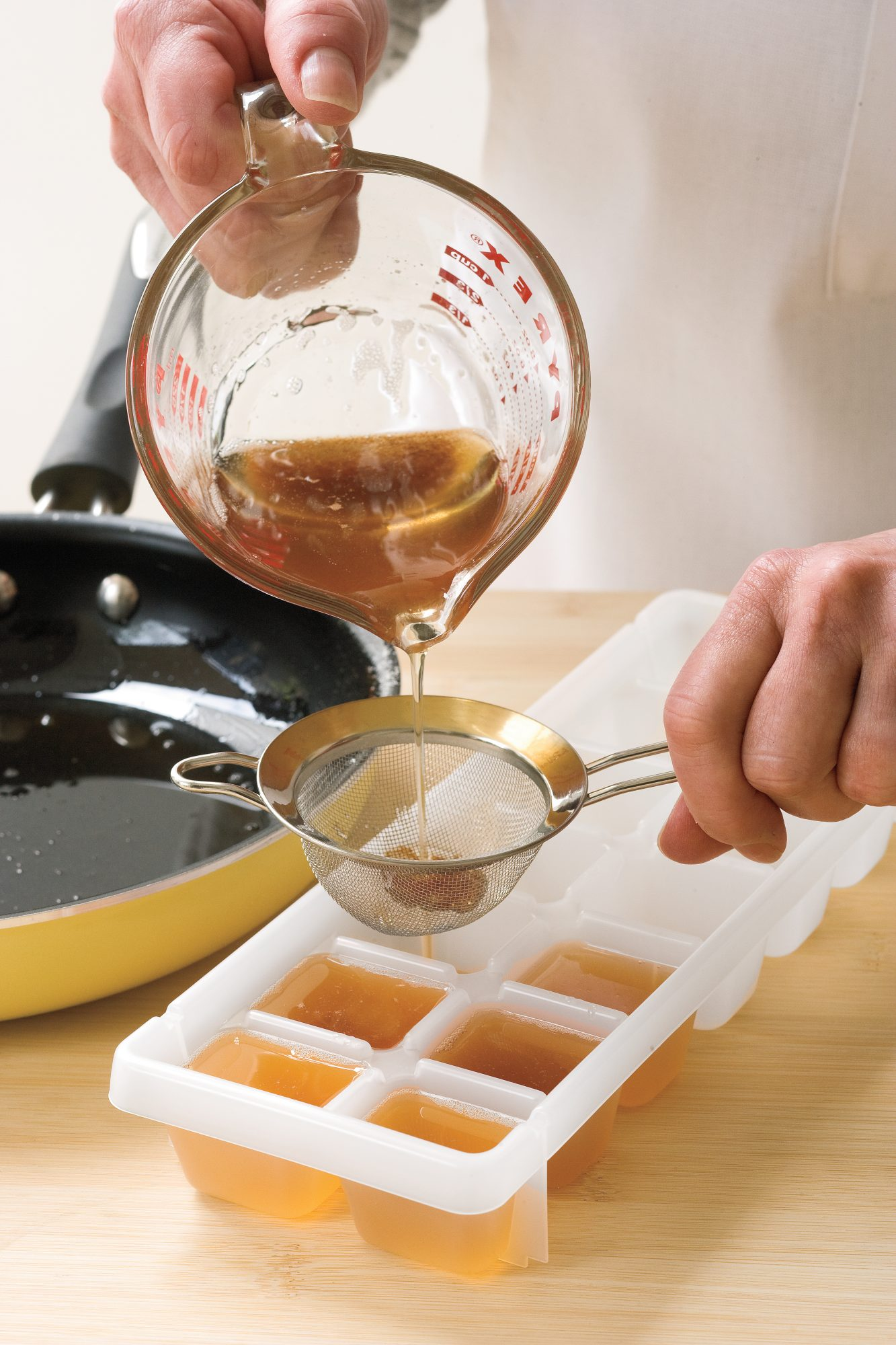 Cooking & Baking Tips: Bacon Drippings Storage