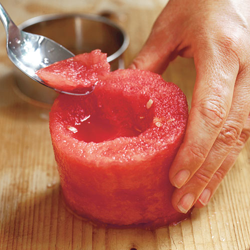 Water Melon Recipe: Step 3