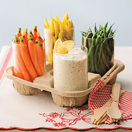 Creamy Herb Dip Recipes