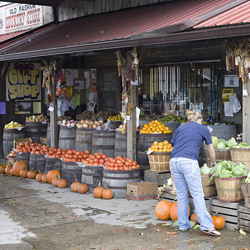 Mile 178: Poor Farmer's Market