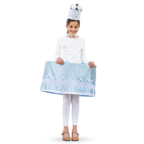 Wedding Cake Halloween Costume