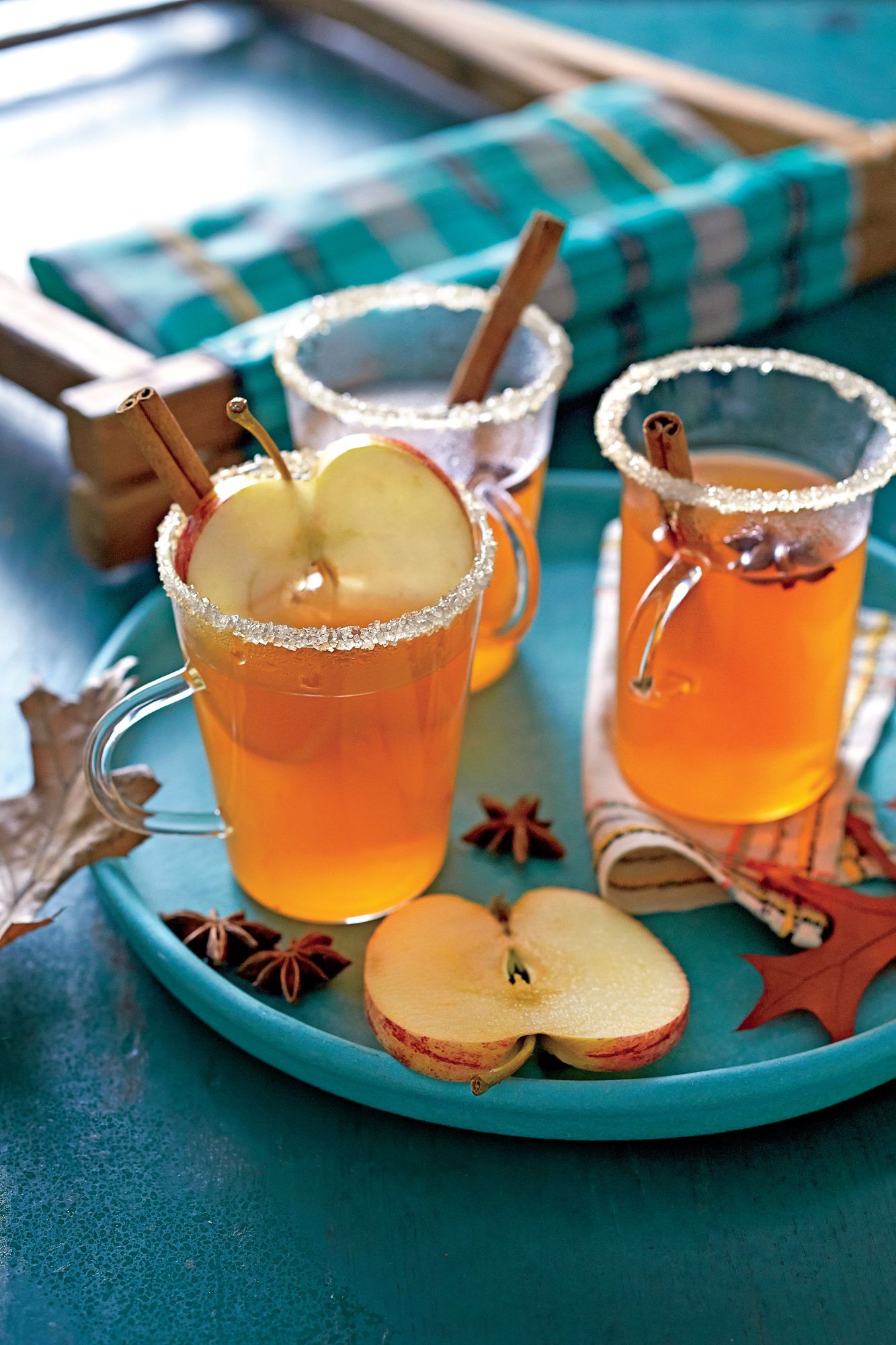 Grape-Apple Cider Party Recipe