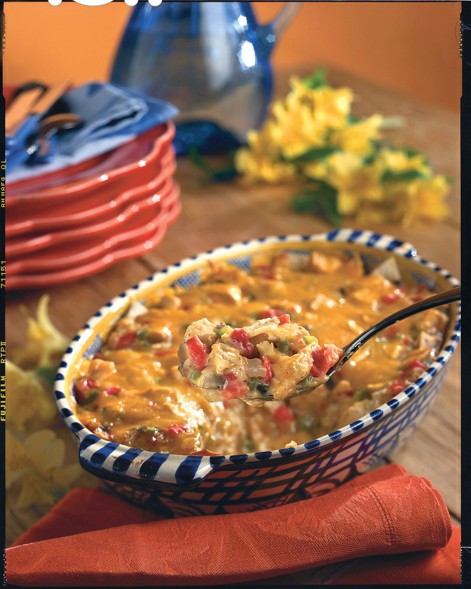 Light King Ranch Chicken Casserole Recipes
