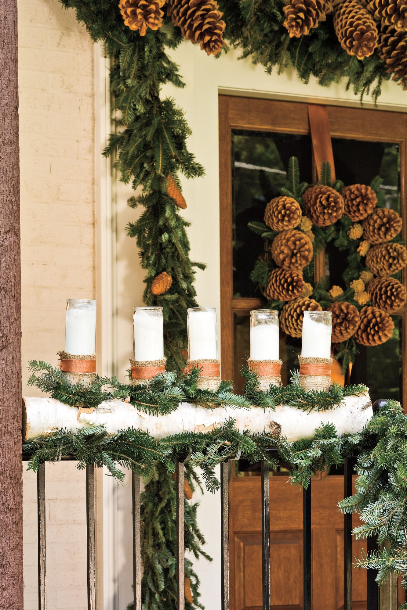 Tall Votive Candles