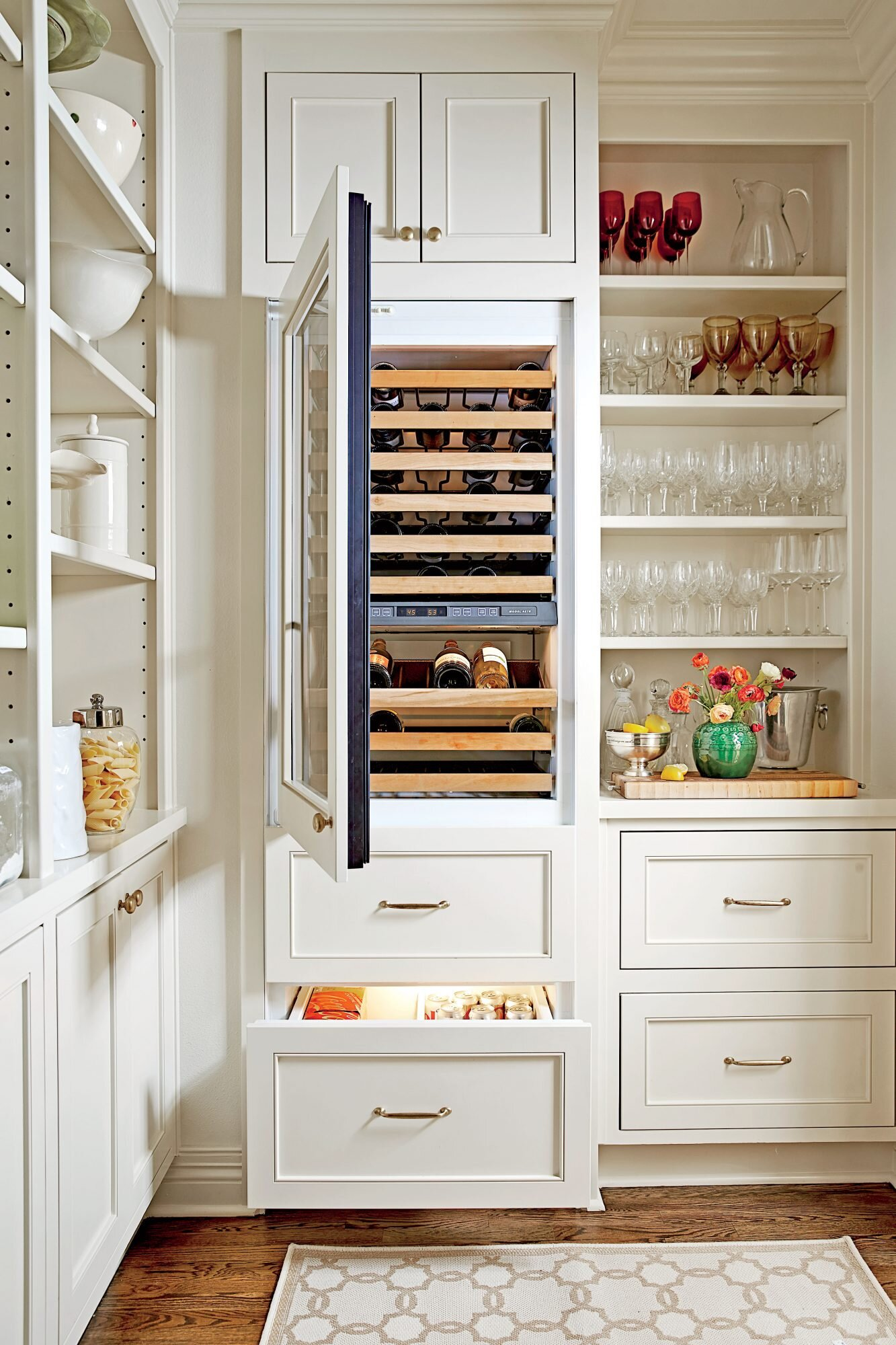 Creative Kitchen Cabinet Ideas