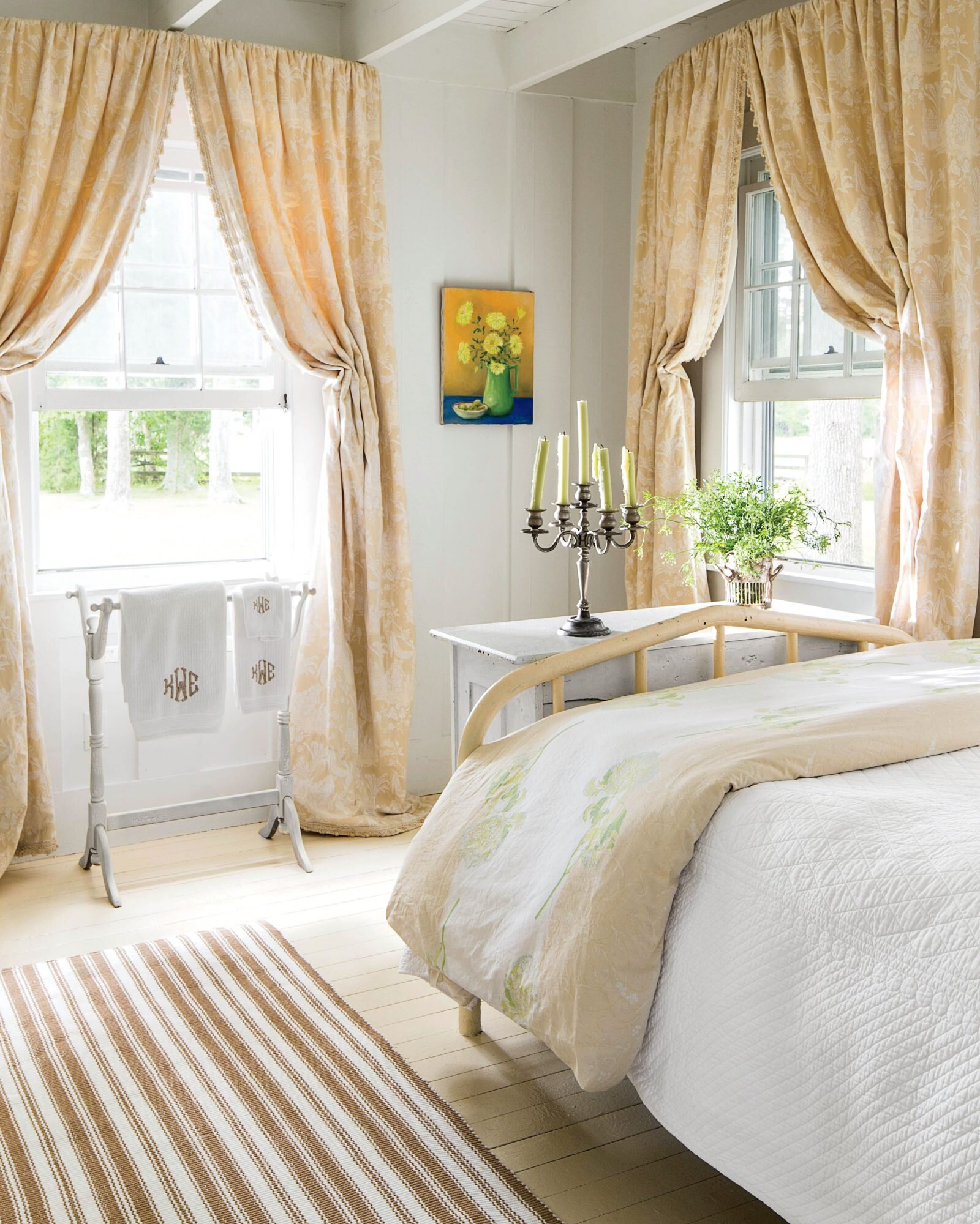 Master Bedroom Decorating Ideas | Southern Living