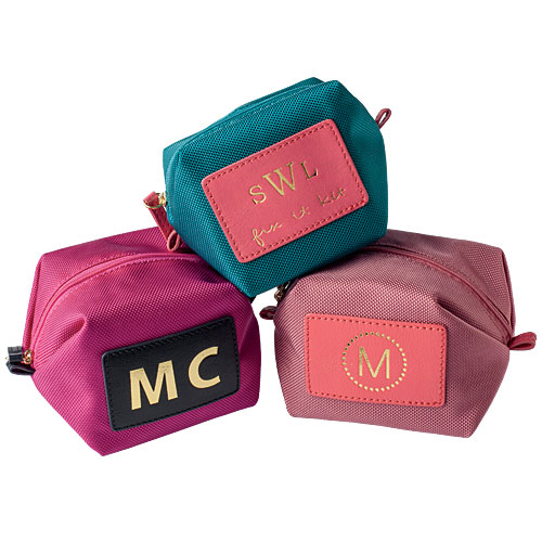 Monogrammed Pouch