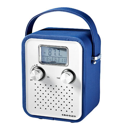 Nostalgic Radio with MP3 Hook-Up