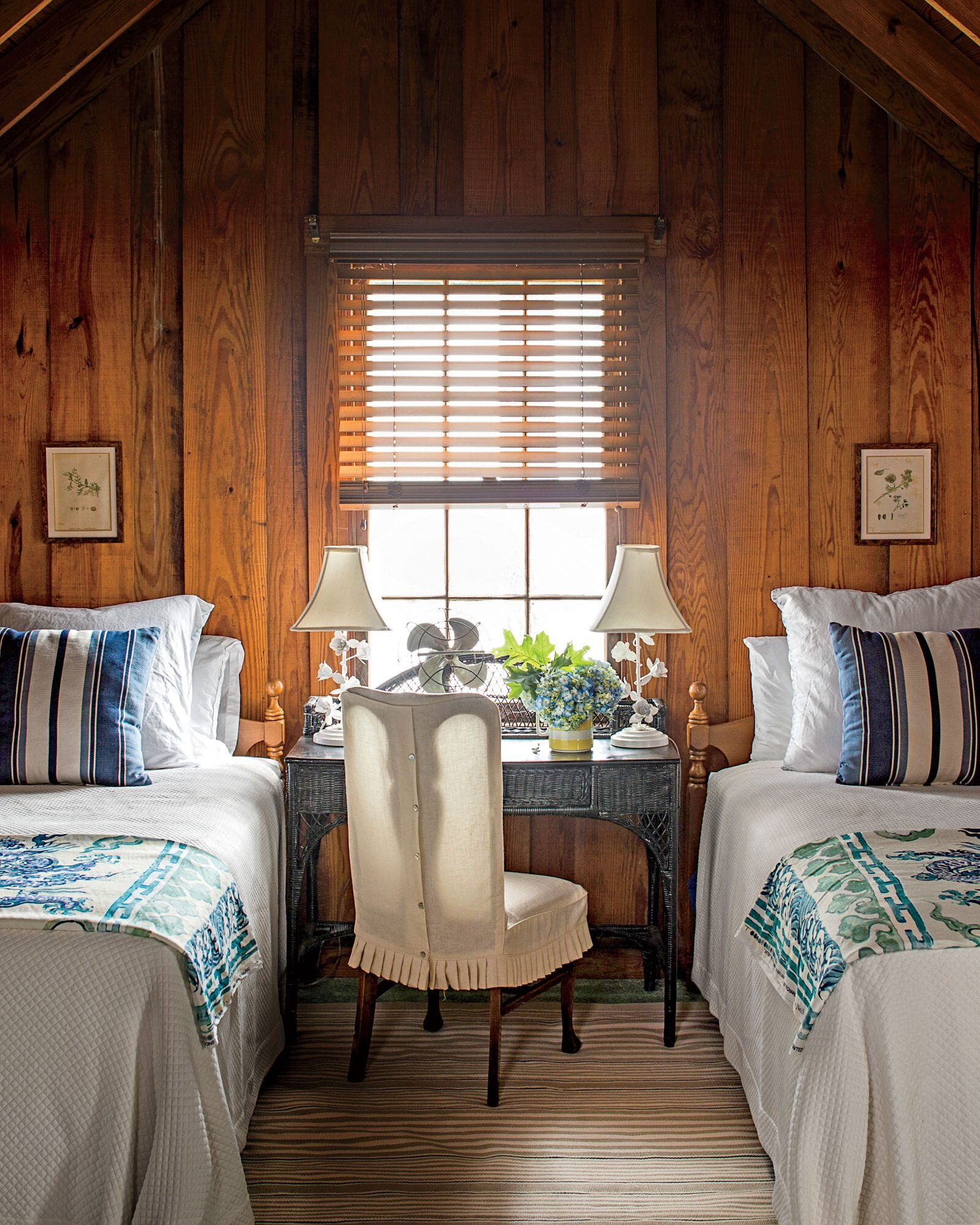 Gracious Guest Bedroom Decorating Ideas | Southern Living