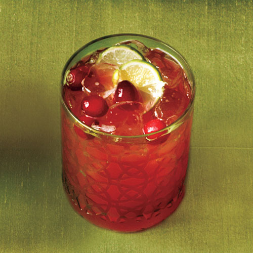 Cranberry-Key Lime Punch Southern Living