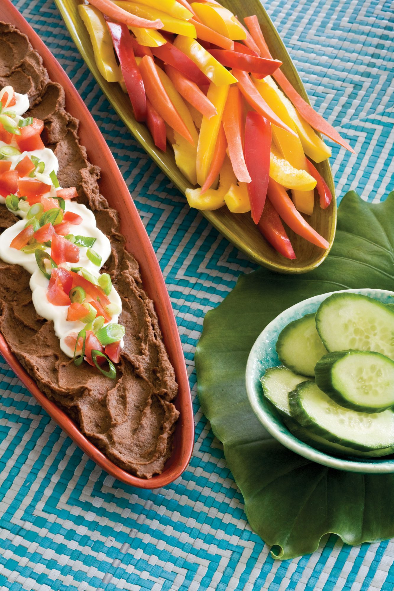 Cuban Black Bean Dip