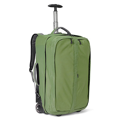 The Lightest, Greenest Suitcase