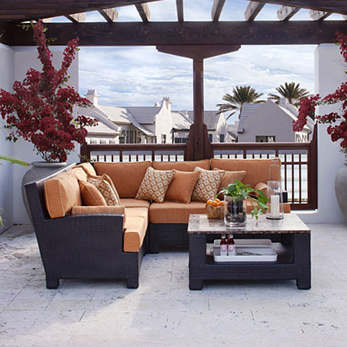 outdoor furniture collection slideshow image 8