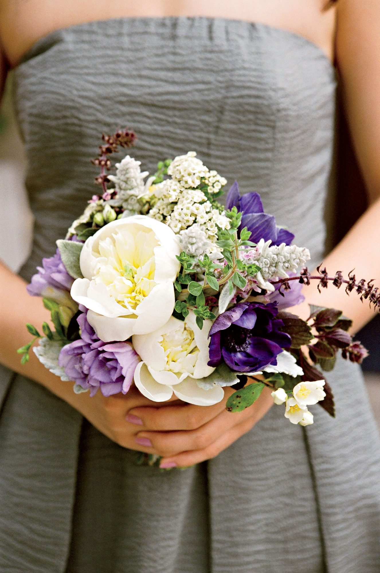"""Just-Picked"" Bouquet"