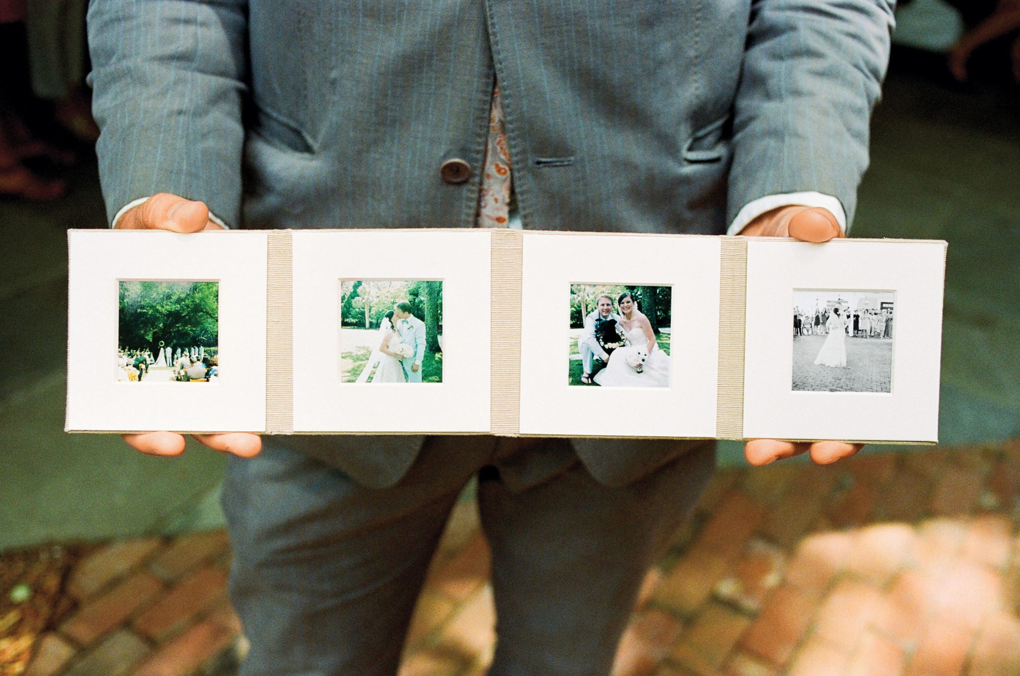Wedding Polaroids