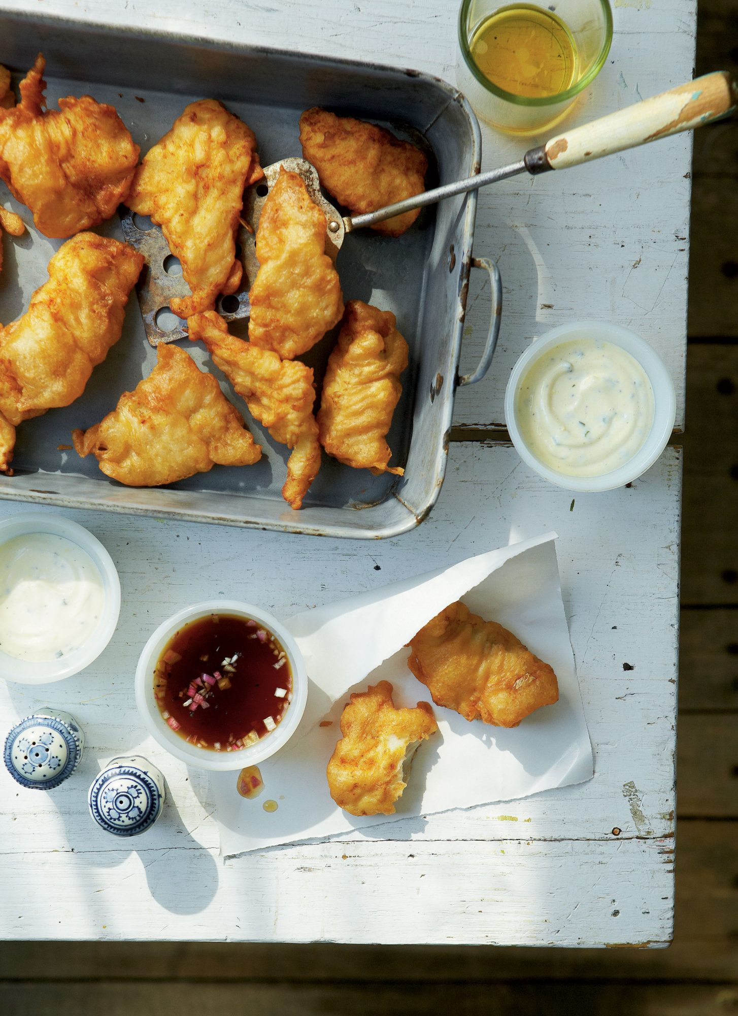 Beer-Battered Fried Fish