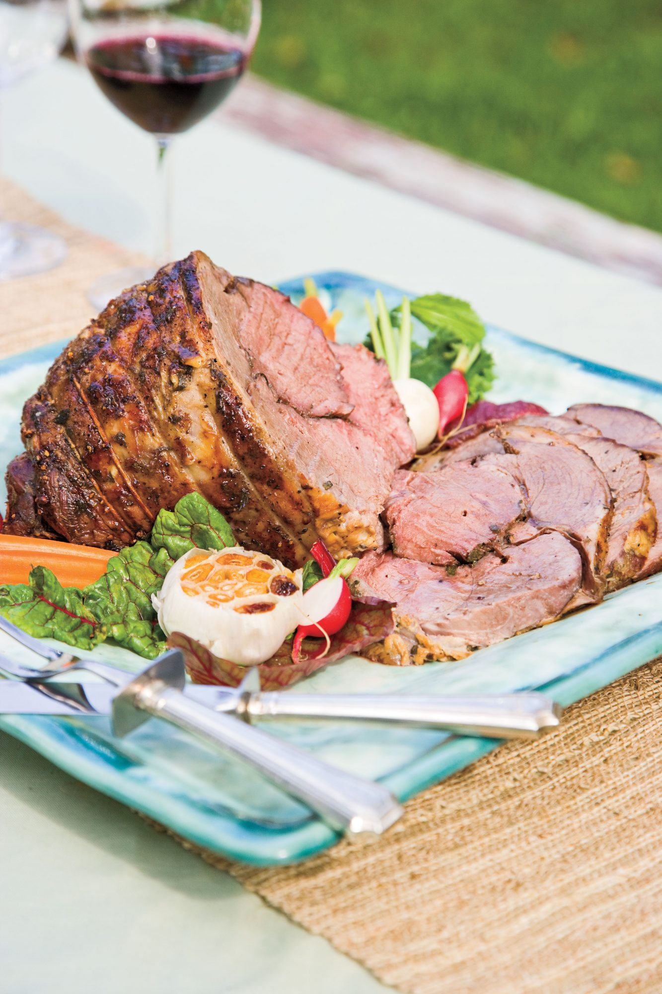 Roasted Lamb Recipe Southern Living