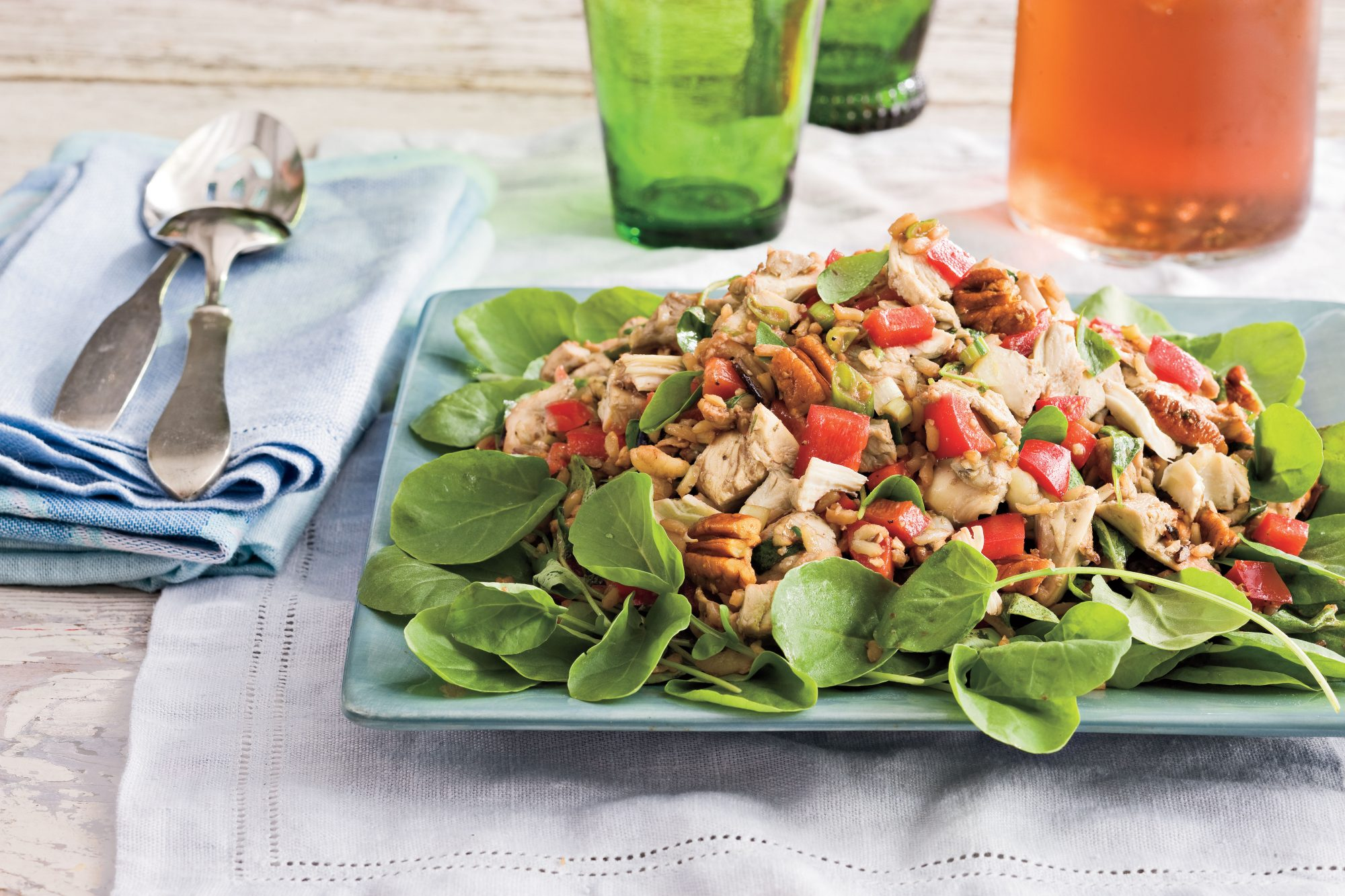 Chicken-and-Wild Rice Salad