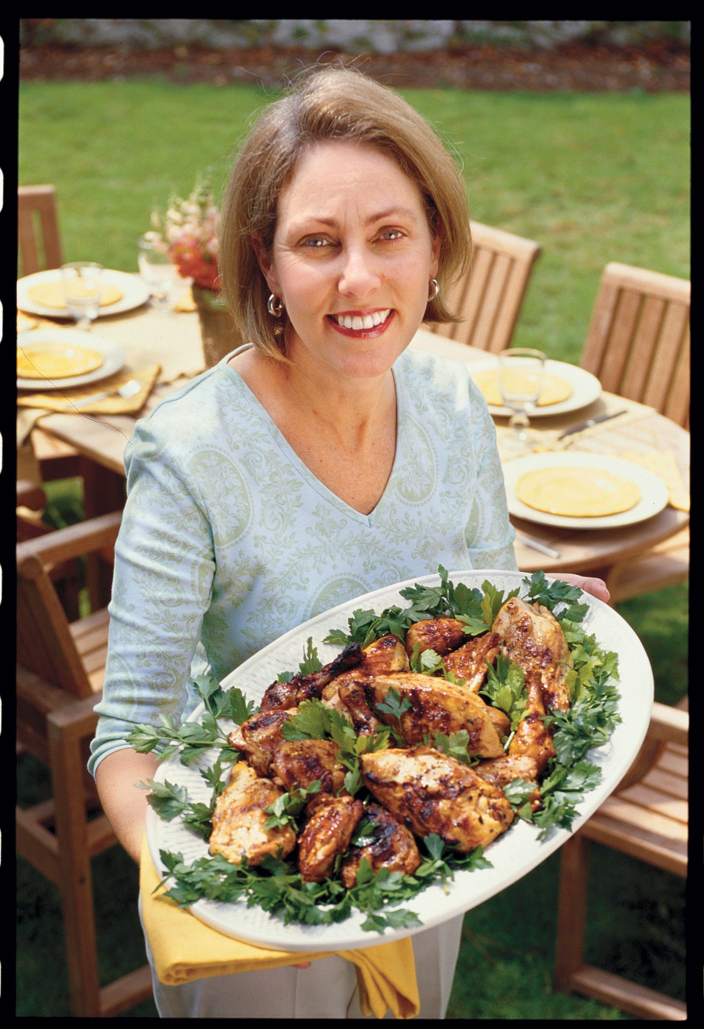 Lexington Style Grilled Chicken Recipe