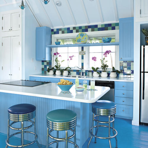 Blue Beach Kitchen