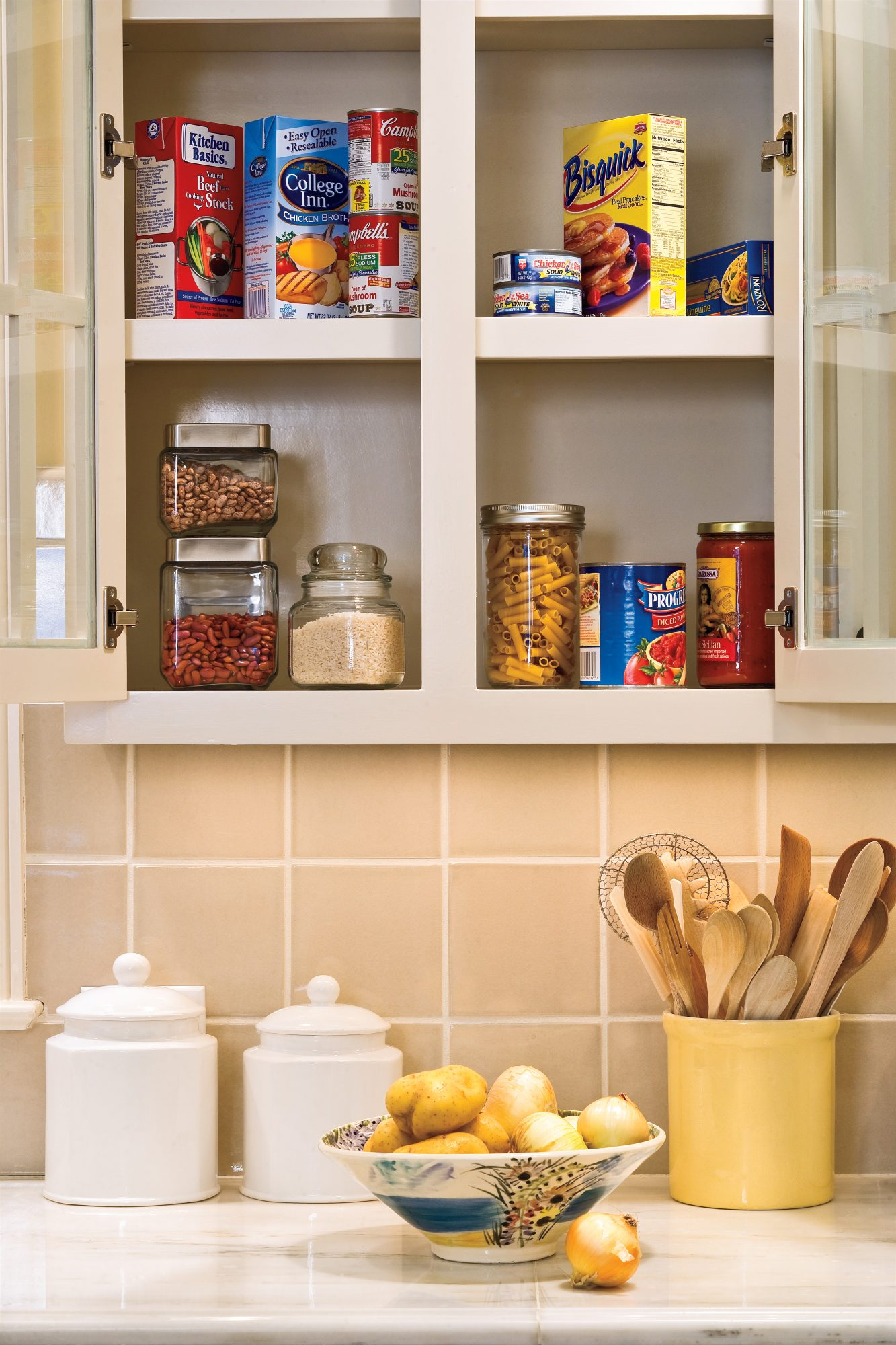 Test Kitchen's Top 10 Pantry Staples